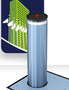 Dissuasore 02 - NL - Traffic Bollards - Vehicle Access Control Systems - FAAC Bollards - FAAC