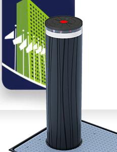 seriejs - NL - Traffic Bollards - Vehicle Access Control Systems - FAAC Bollards - FAAC
