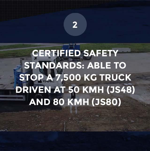 - Traffic Bollards - Vehicle Access Control System