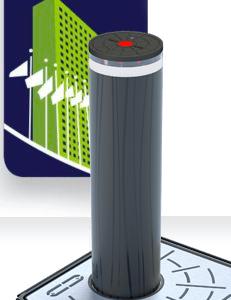seriejs pu icon - NL - Traffic Bollards - Vehicle Access Control Systems - FAAC Bollards - FAAC